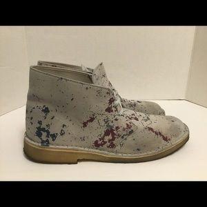 Originals Clarks Men's Ankle Desert Boots Suede